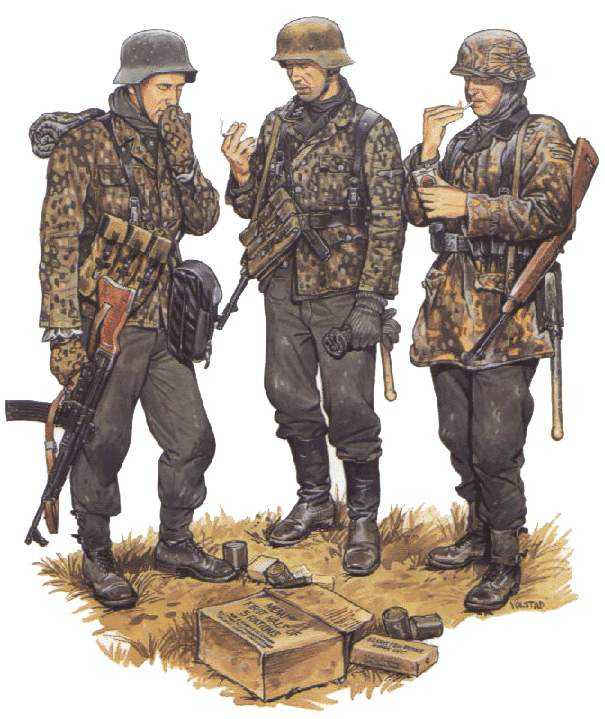 WHO HAD THE WORST UNIFORMS  Waffen Ss Dress Uniforms